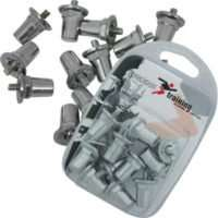 Precision Alloy Rugby Studs Single