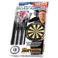Harrows Bristow Silver Arrow Darts