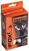 Fox TT Darwin Star TT Ball 6 Pack