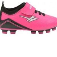 Gola Alpha Blade Velcro Football Boot, Pink