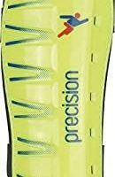 Precision Slip-in Shinguard Lime