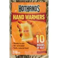 Hothands Handwarmers - one pack of 2