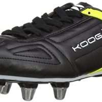 Kooga KP 3000 Rugby Boot Black/Yellow