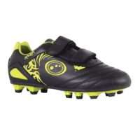 Optimum Razor Velcro Moulded Boots Black/Yellow