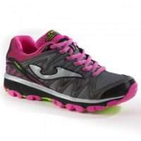 Joma Trek Trail Shoe Grey/Pink